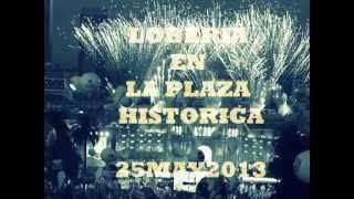 preview picture of video 'FPV Loberia, Festejando la década ganada en la plaza del futuro'