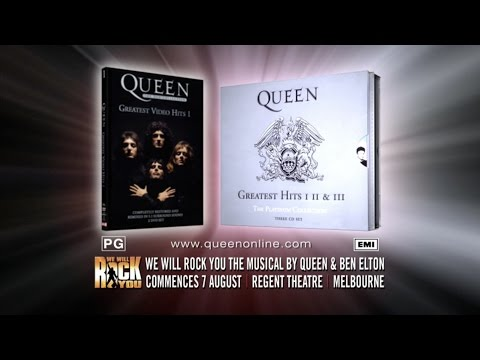 QUEEN - THE PLATINUM COLLECTION - 30R