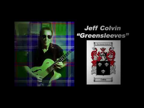 Greensleeves, Classical Guitar ,Good piece for intermediate students