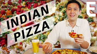 Indian Pizza is San Francisco