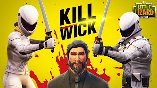 KILL WICK - IS JOHN DEAD? Vol.2 - FORTNITE SHORT FILMS
