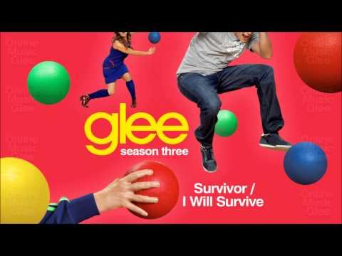 Survivor / I will Survive - Glee [HD Full Studio] [Complete]