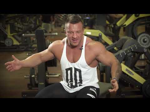 Biceps i triceps są synergetyki ramię