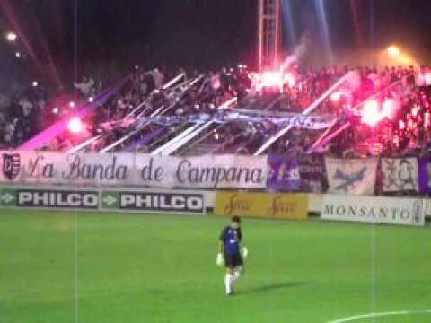 """villa dalmine vs all boys"" Barra: La Banda de Campana • Club: Villa Dálmine"