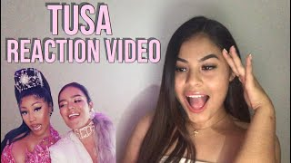 KAROL G, Nicki Minaj   Tusa *Reaction*