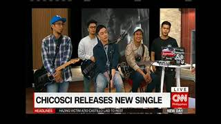 Rock band Chicosci is back!