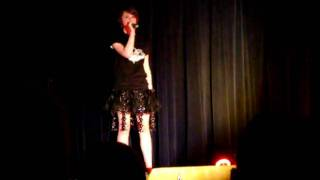 Rachel's triumph at the talent show - Why.AVI