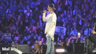Down To Earth (live) Through The Years   Justin Bieber