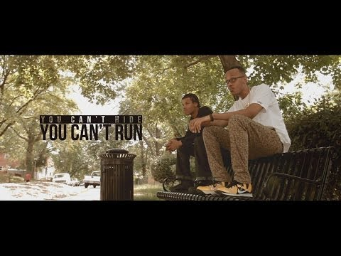 DREW - You Can't Hide, You Can't Run