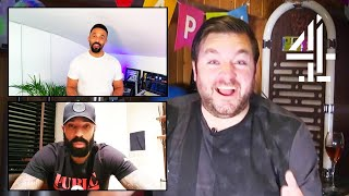 Shocked Alex Brooker Receives SURPRISE BDAY Calls from Craig David & Thierry Henry?! | The Last Leg