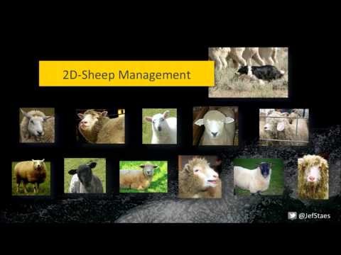 The naked sheep: Jef Staes at TEDxFlanders