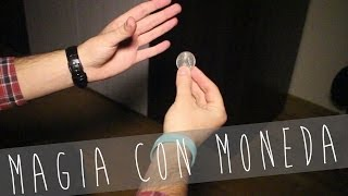 Truco De Magia Con Moneda REVELADO ~ Como Hacer Desaparecer Una Moneda [2/2]