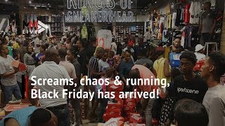 Ready, set and go! Black Friday has arrived