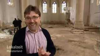 preview picture of video 'Christuskirche in Ibbenbüren wird renoviert'