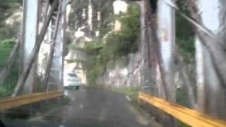 preview picture of video 'Puente Mata de Platano en Ciales, Puerto Rico 8 enero 2011'
