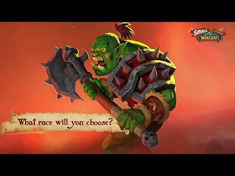 Spieletrailer Small World of Warcraft - Vorschaubild