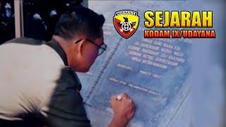SEJARAH KODAM IX/UDAYANA