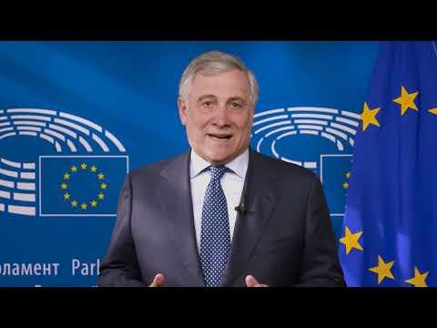 Intervento del Presidente del Parlamento europeo Antonio Taiani