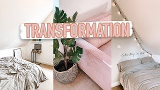 OUR EPIC ATTIC ROOM TRANSFORMATION! Its So Different!