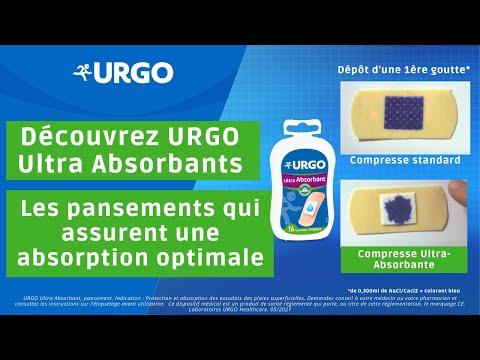 Urgo Pansement Ultra Absorbant B/16