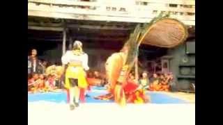 preview picture of video 'Reog joyo mulyo bantarangin samarinda kaltim by Rudi Fixie pembarong, iwan,hasan,didik.'
