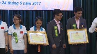 Tin Tức 24h: Việt Nam đạt giải 3 cuộc thi Khoa học Kỹ thuật quốc tế