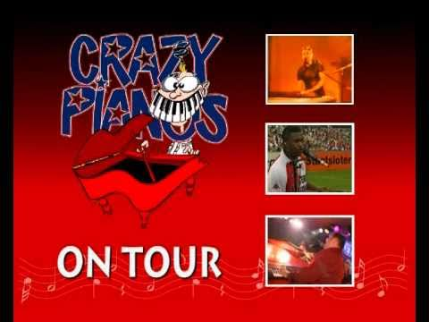 Crazy Pianos on tour (official promo) | JB Productions