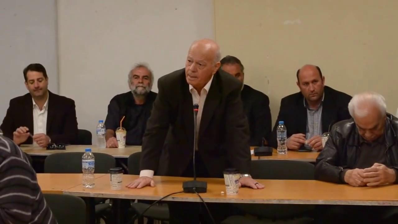 Η ανακοίνωση του Δημοτικού Συμβουλίου για τη βεβήλωση μνημείων
