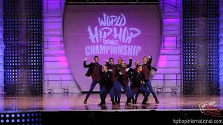 CLEAN MIX - Sorority Dance Crew - World Hiphop Dance Championship 2012