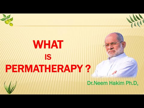 WHAT IS PERMATHERAPY ?