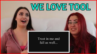 Two Sisters Listen to TOOL - SOBER (Lyrics) !! For The First