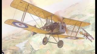 Aviation Art - WW I SE 5
