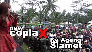 SELOW - (cover Version) By NIKEN IRA - NEW COPLAX Feat KY AGENK SLAMET