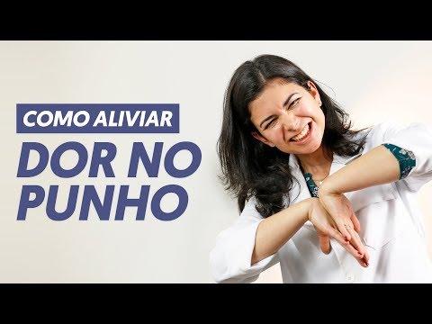 Imagem ilustrativa do vídeo: SÍNDROME DO TÚNEL DO CARPO: como aliviar a dor no punho