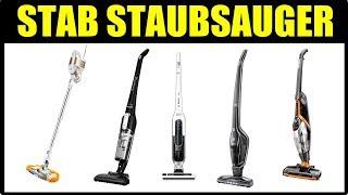 ► TOP 10 STABSTAUBSAUGER ★ STABSTAUBSAUGER TEST ★ Handstaubsauger & Stielstaubsauger Akku, Kabel,...