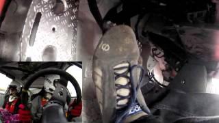 KJS Puchar Forda i PEDAŁKI - czyli jak pracują nogi podczas jazdy