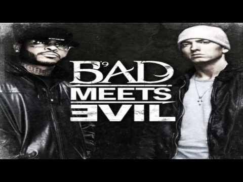 Living proof instrumental - Bad meets evil
