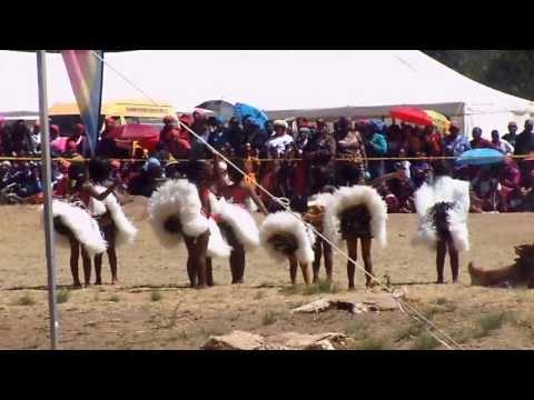 Traditional Basotho Dance: Litolobonya
