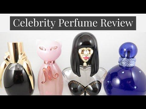 Celebrity Perfume Reviews
