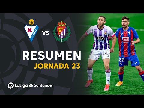 SD Sociedad Deportiva Eibar 1-1 Real Valladolid Cl...