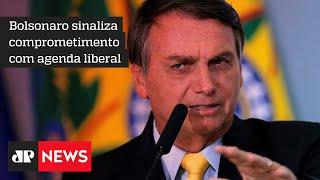 Bolsonaro afirma que Silva e Luna dará nova dinâmica à Petrobras e promete mudanças