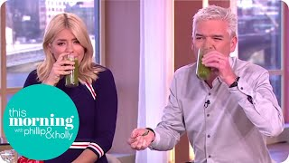 Phillip and Holly's Funniest Encounters with Food & Drink | This Morning