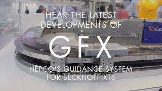 Developments to GFX   Hepco Live