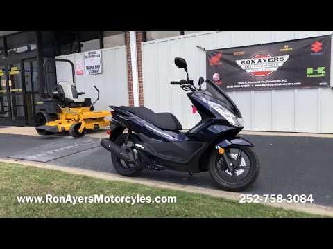 2018 Honda PCX150 in Greenville, North Carolina - Video 1