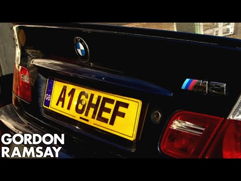 Gordon puts a staff member back on track – Gordon Ramsay
