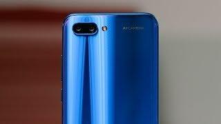 Обзор Honor 10 — лучше Huawei P20?