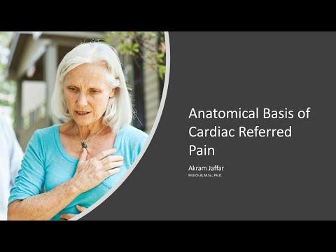 Anatomiczne podstawy bólu odniesionego pochodzenia sercowego