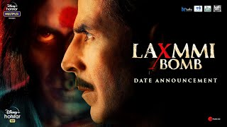 Laxmmi Bomb | Motion Poster | Akshay Kumar | Kiara Advani | Raghav Lawrence | 9th November