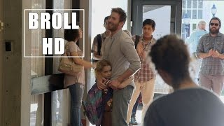 Gifted B Roll HD Chris Evans, McKenna Grace, Octavia Spencer, Jenny Slate