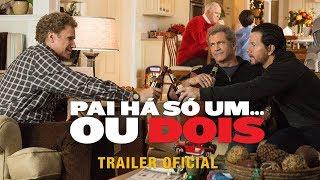 Play video - Pai Há Só Um... Ou Dois | Trailer final | Paramount Pictures Portugal